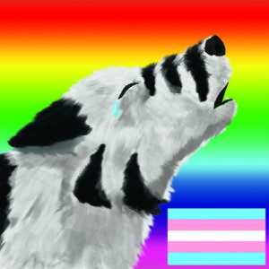 My new Tygerwolfe icon for this year - in memory of Orlando.